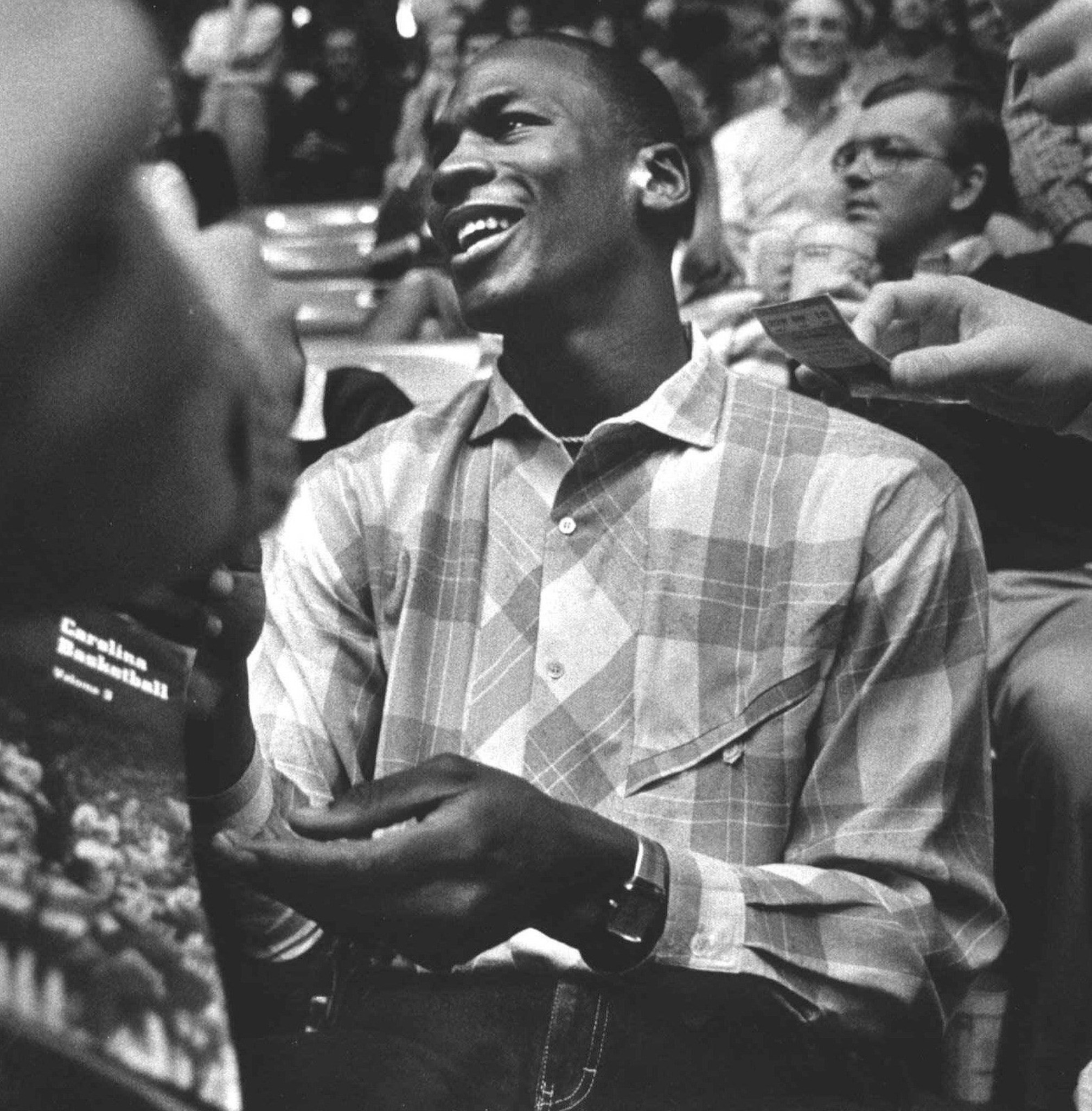 The Pose. The Flu Game. The Shrug. Michael Jordan's top 56 moments of his career in honor of his 56th birthday.
