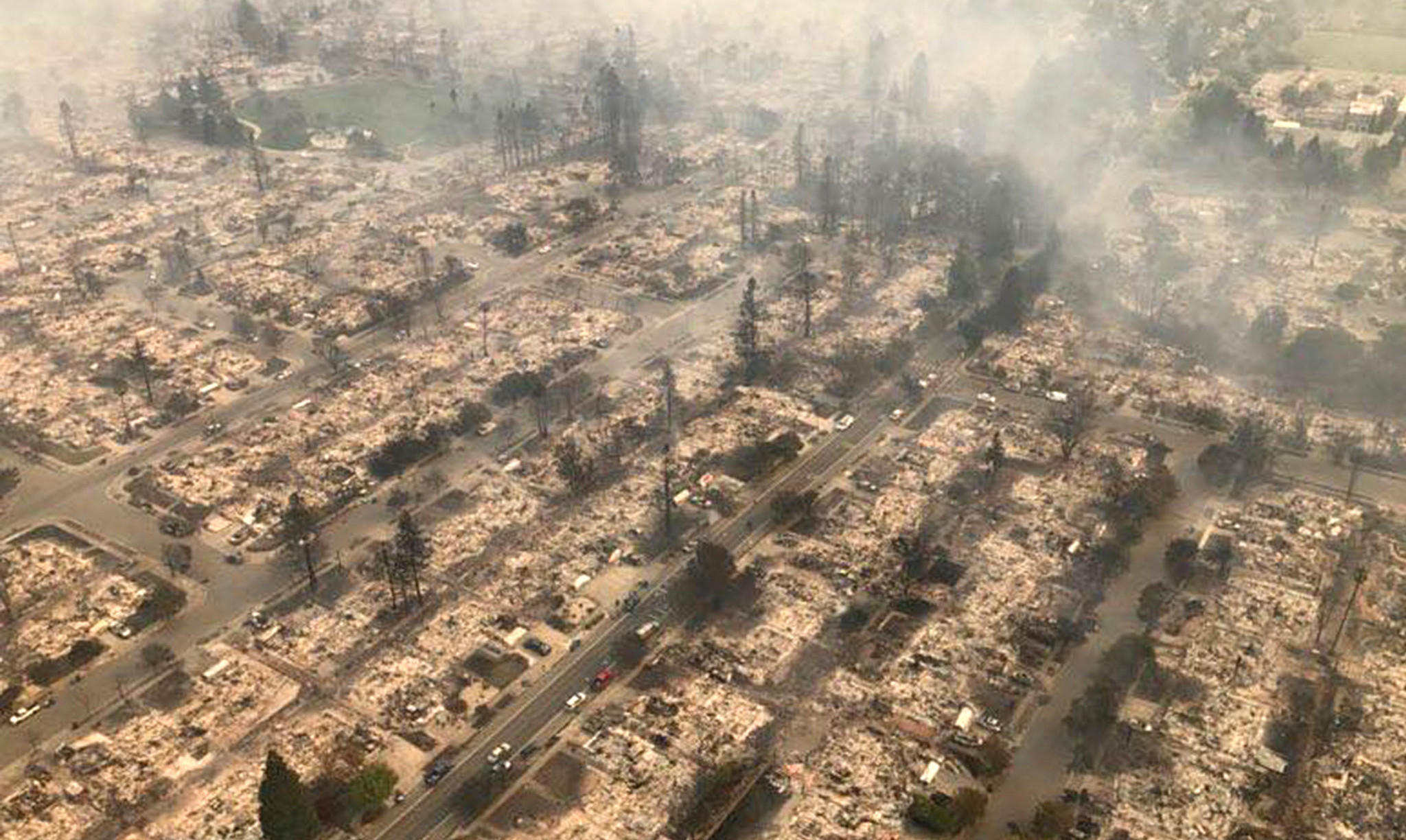 カリフォルニア州の脅威的な火災 アメリカ ウオッチ yuko s blog