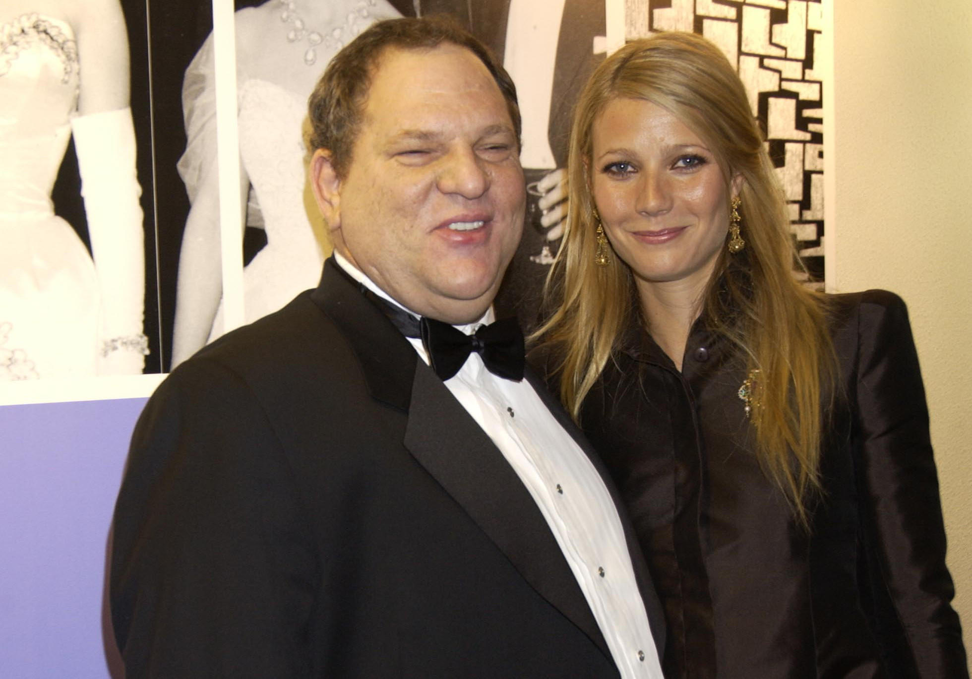 Weinstein, Paltrow