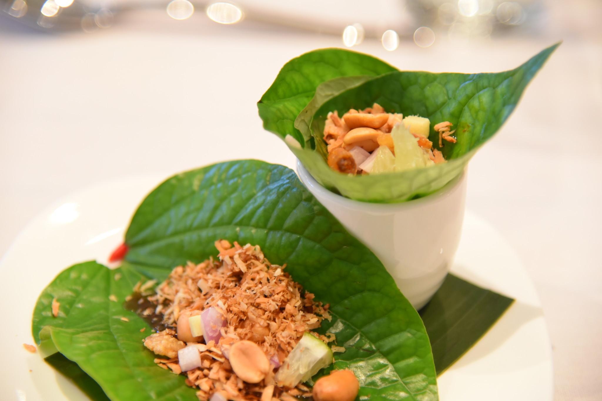 Dallas chef brings thai lunar festival to nyc 39 s james for Festive kitchen dallas