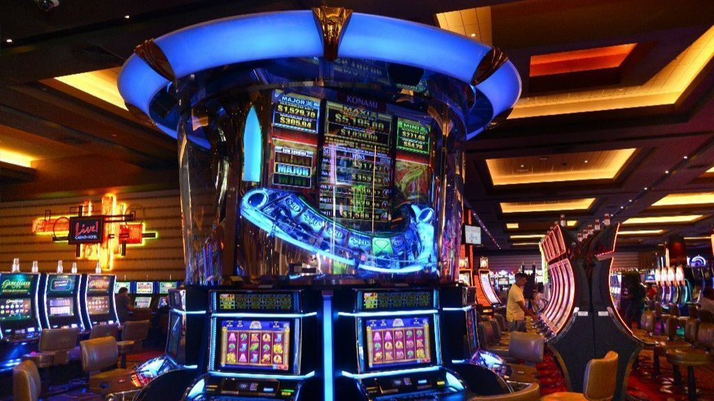 New casinos in maryland jobs