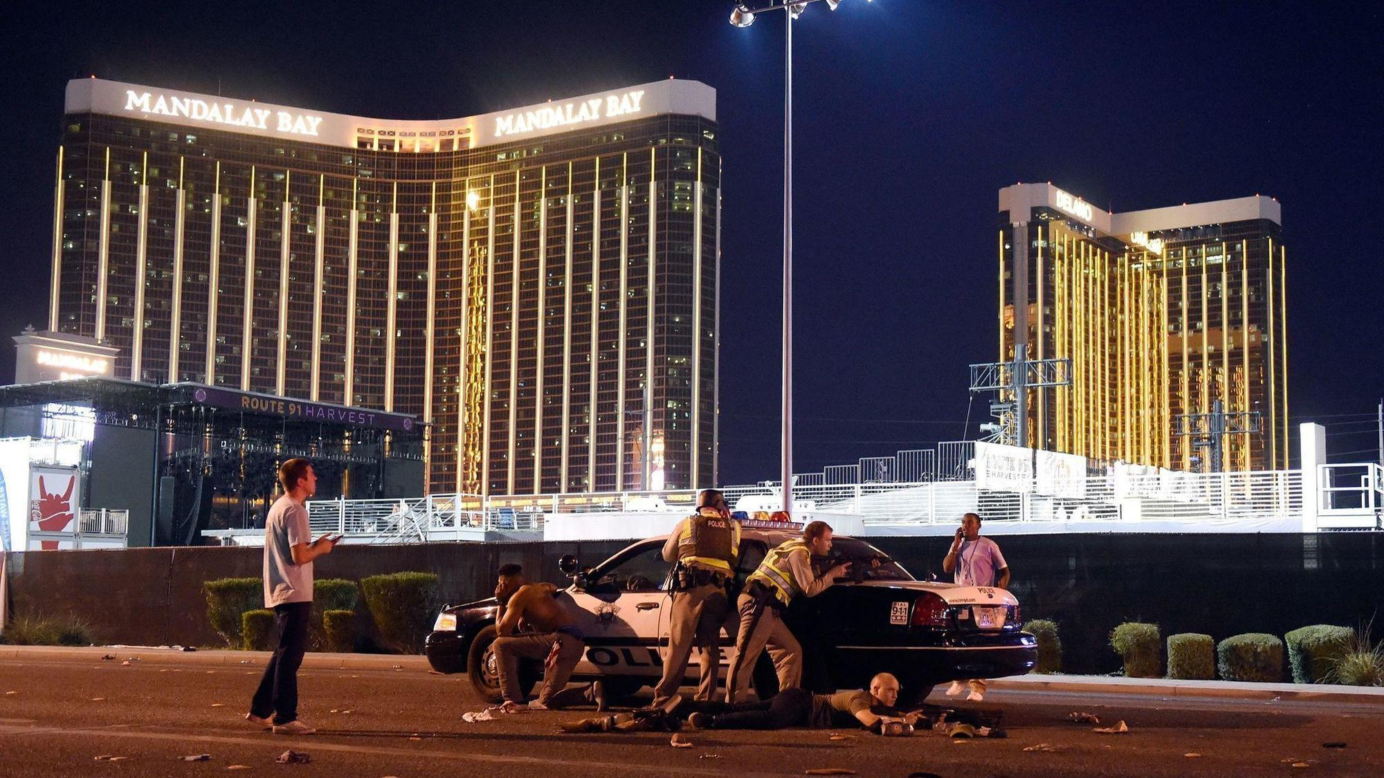 New disclosure shows a casino guard alerted hotel to gunman before Vegas massacre began. So why did it take so long to stop him?