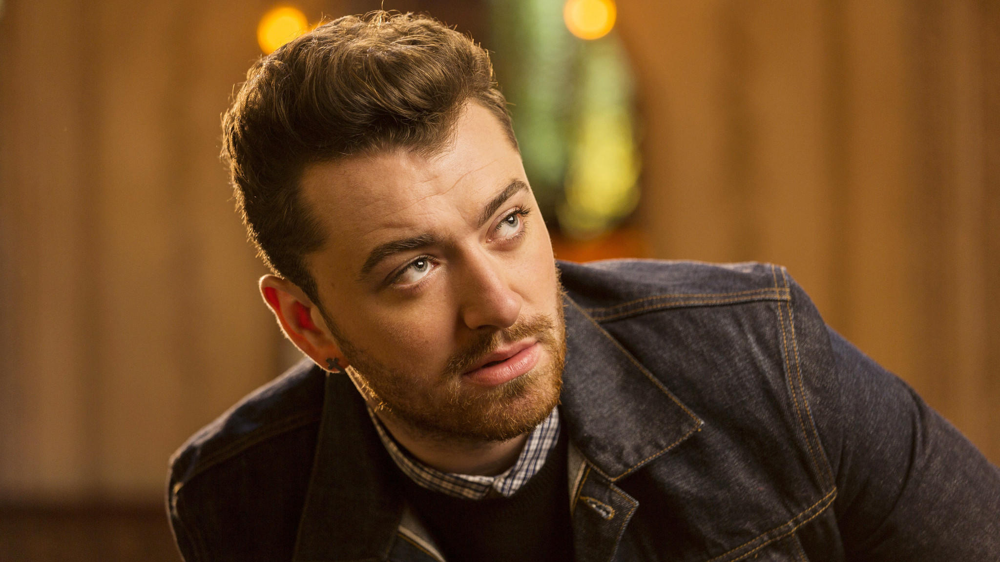 Resultado de imagem para sam smith the thrill of it all