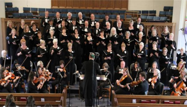 Downers Grove Choral Society Begins 59th Concert Season 2017-2018