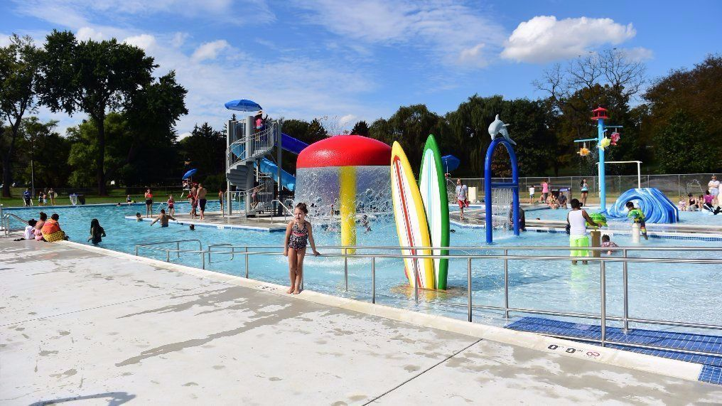 cedar beach pool has cracked pipe allentown official says the morning call