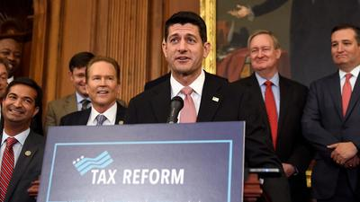 Here's a look at the next steps for the GOP tax plan