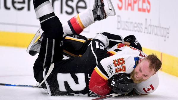 What We Learned From The Kings' 4-3 Overtime Loss To The Calgary Flames