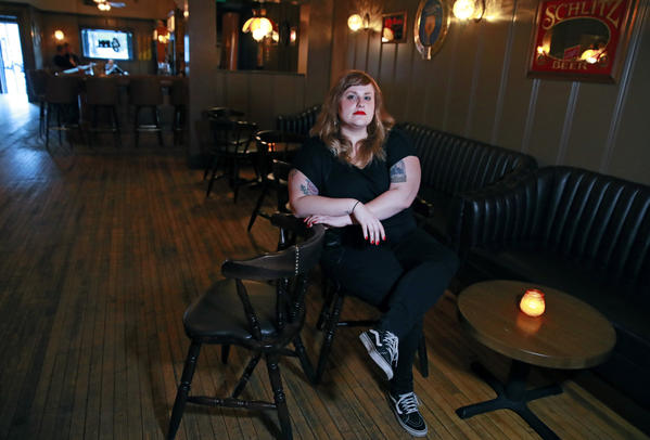 Meghann Mossell is a co-founder of Good Night Out, a group that trains bar employees on what to do if a customer is being harassed.