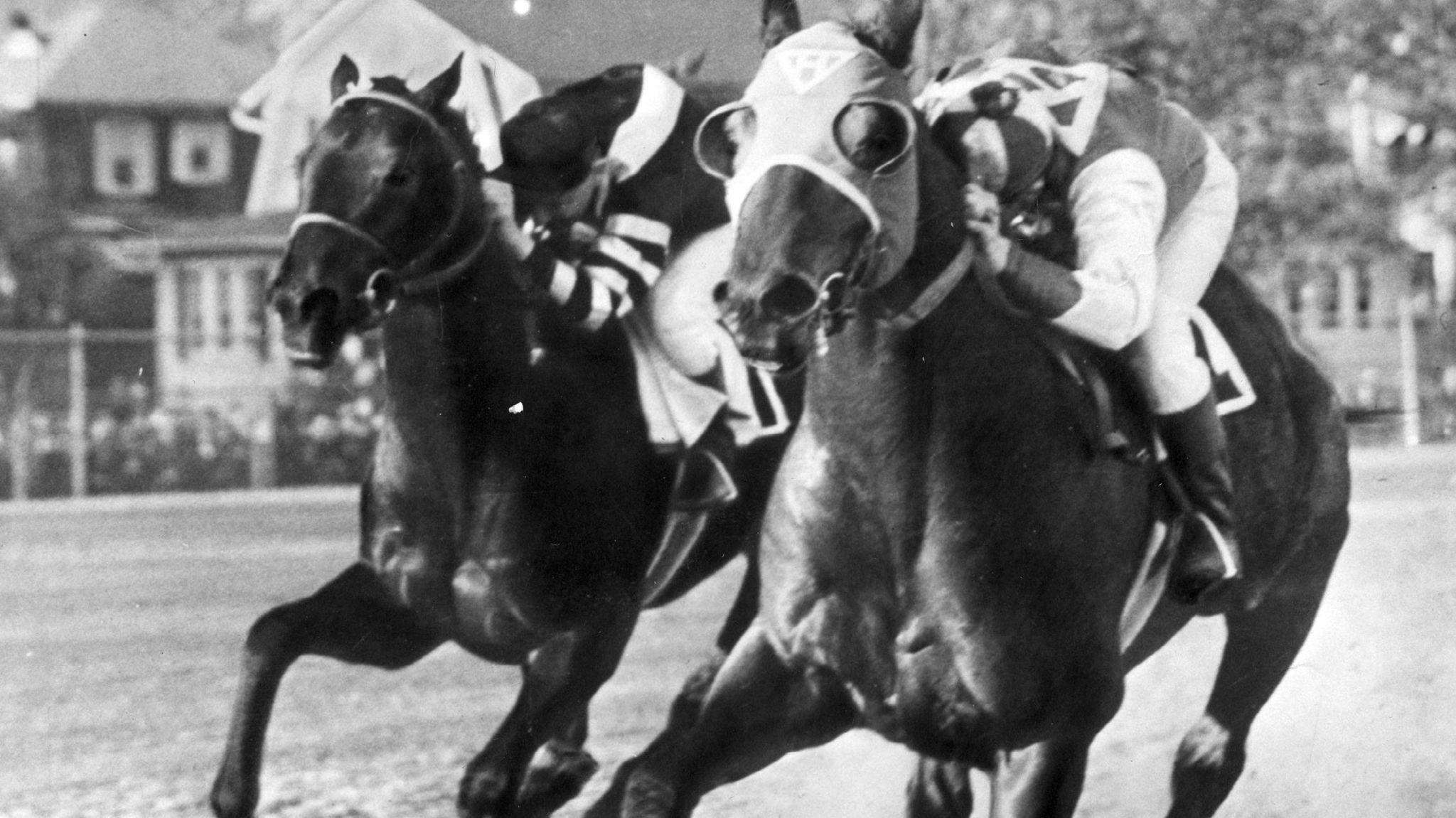 In 1938, Seabiscuit and War Admiral battled in the 'Race of the Century' at Pimlico - Baltimore Sun