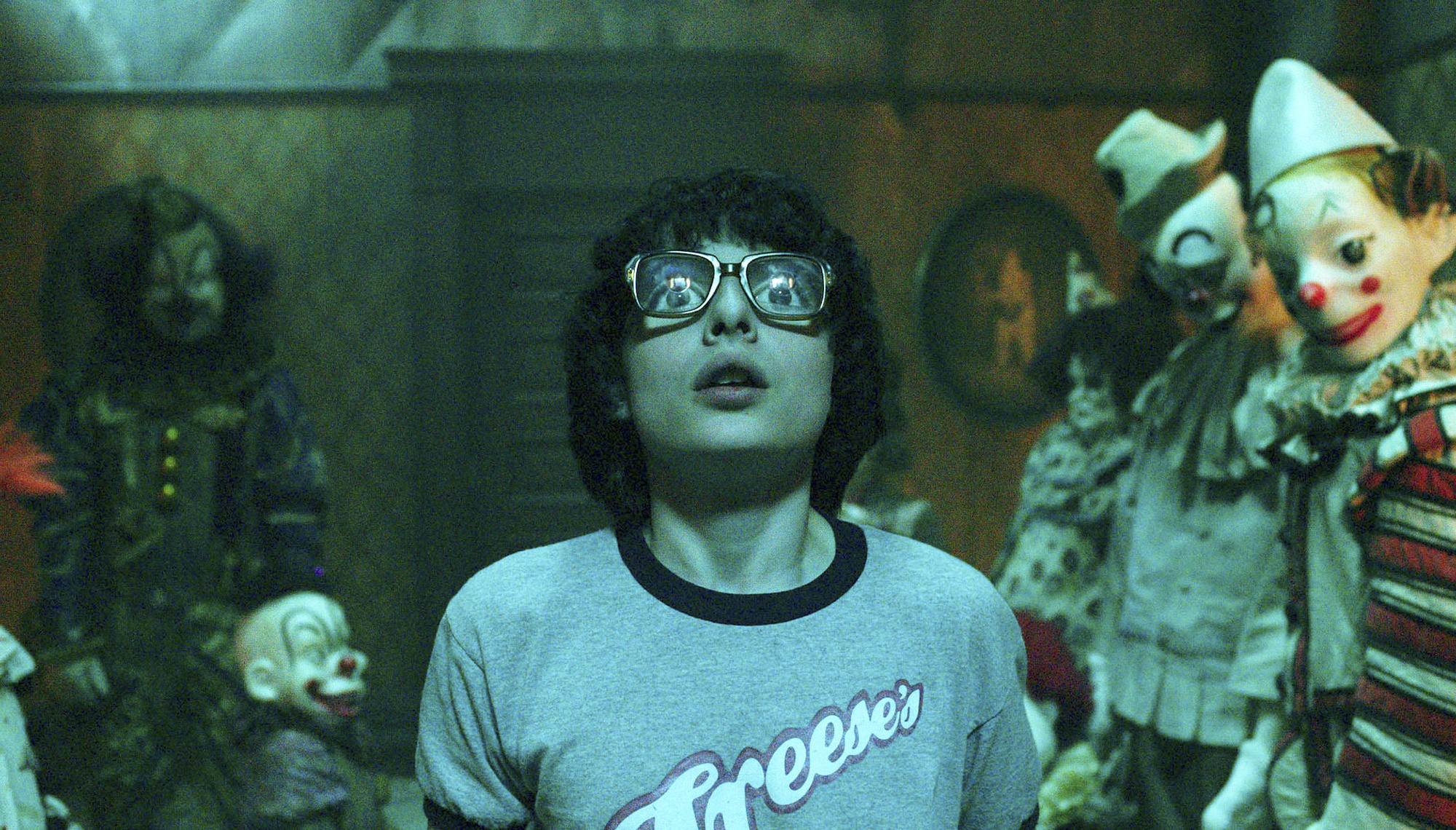 "Finn Wolfhard in ""It."" (Warner Bros. Entertainment)"