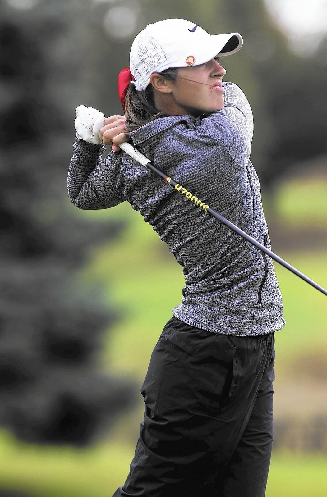 Currans carry Lincoln-Way Central banner to state golf finals