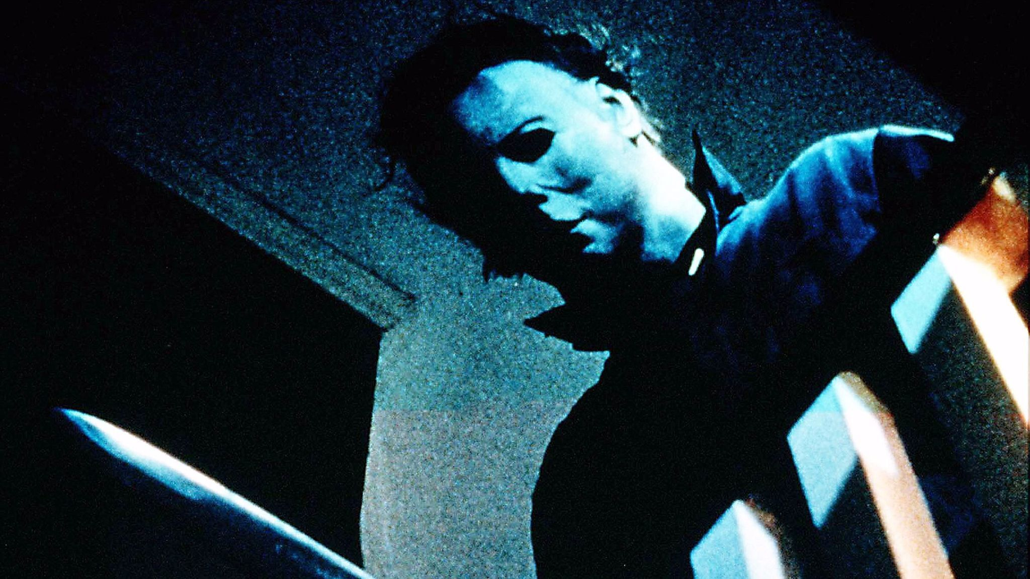 "Tony Moran as the masked Michael Myers in John Carpenter's ""Halloween."" (ITV/REX / Shutterstock)"