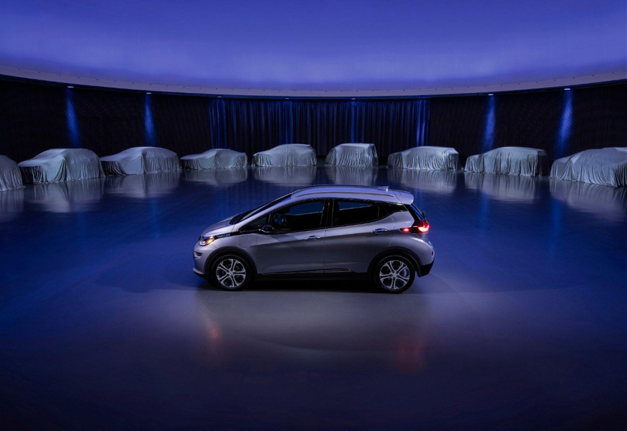The rise of electric vehicles and the fall of gas engines is a ...