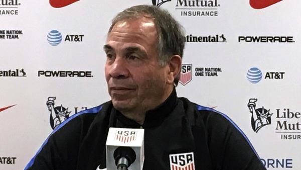 Bruce Arena resigns as U.S. soccer coach