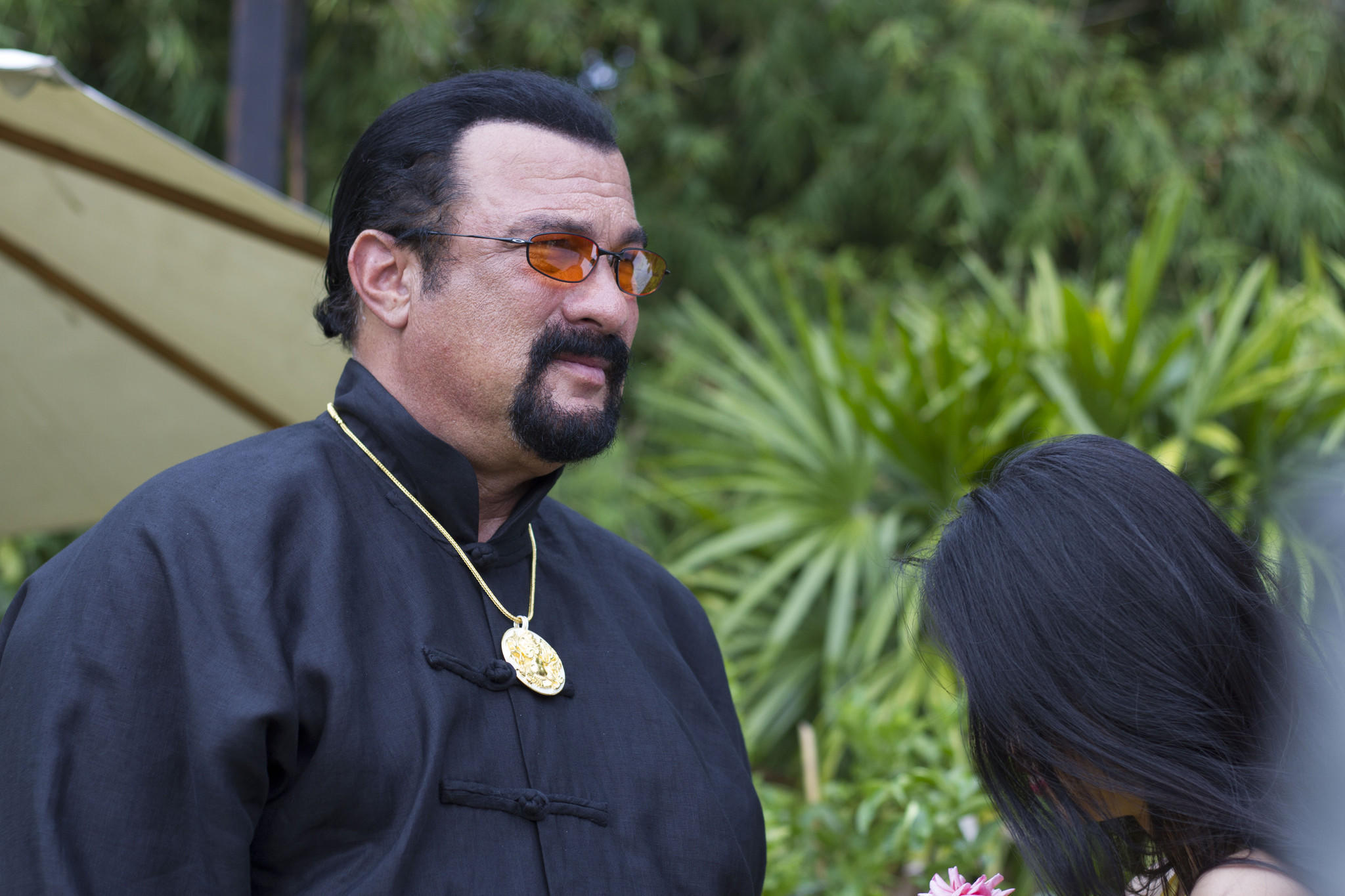 Steven Seagal Sexual Harassment