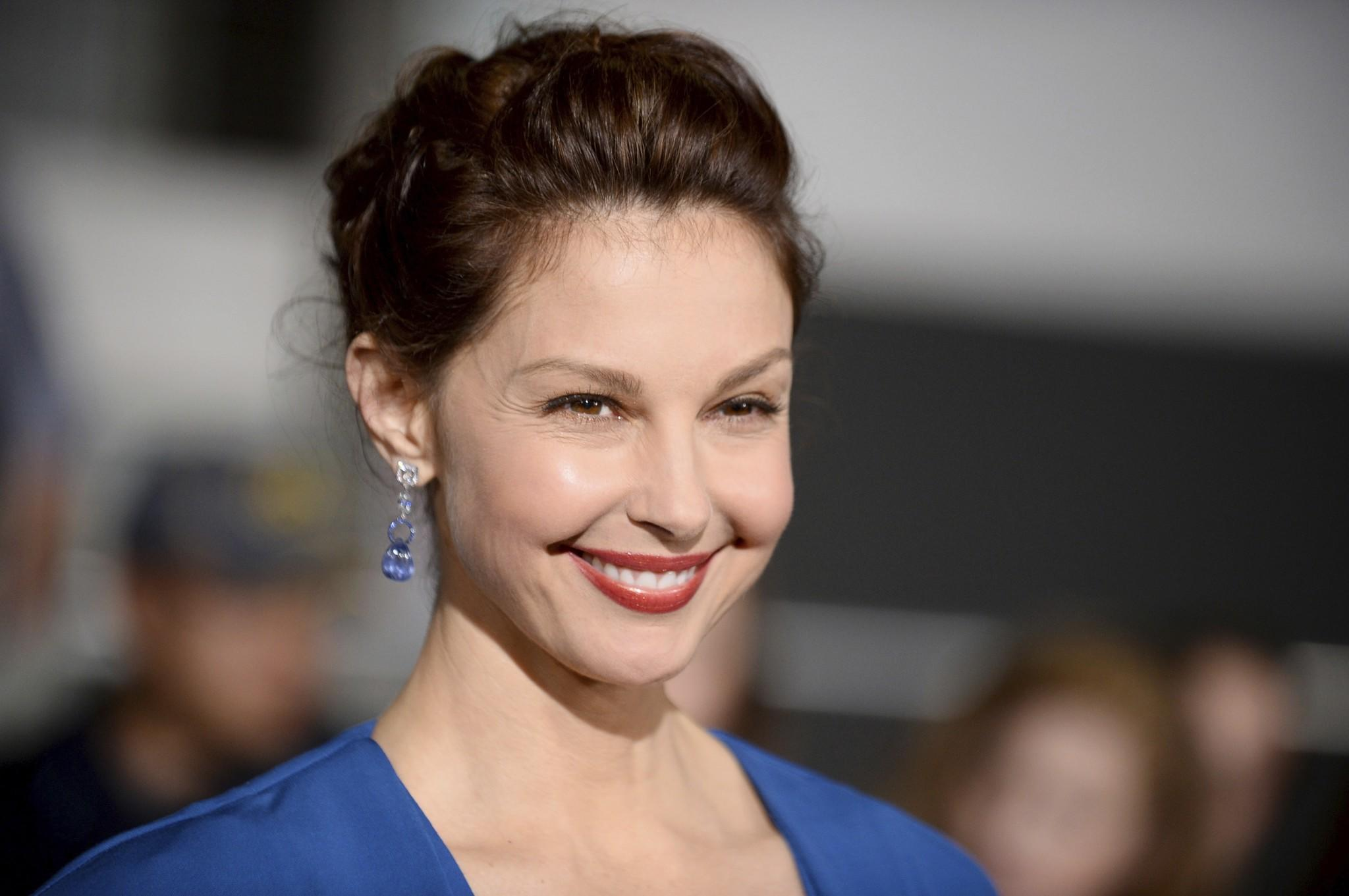 Ashley Judd will be honored by the Women's Media Center on Oct. 26 in New York City. (Jordan Strauss / Invision / Associated Press)