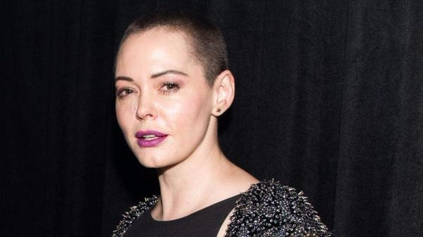 No one took Rose McGowan