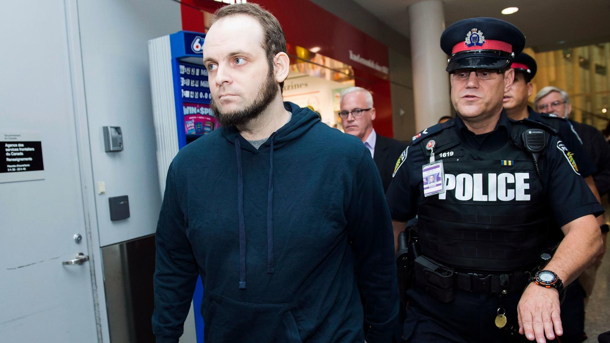 Image Result For Kidnapping Of Joshua Boyle