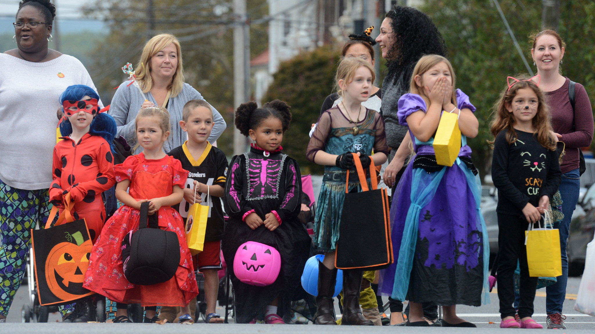 The 2017 Allentown Halloween Parade - The Morning Call