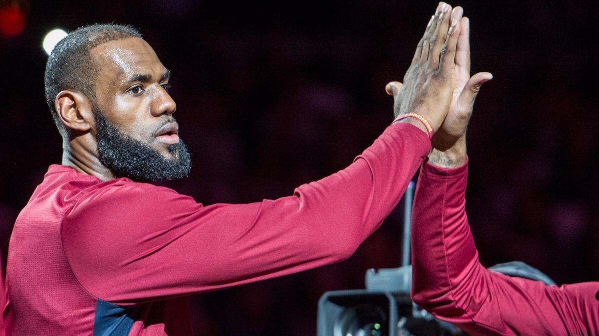 Dc5m United States Mix In English Created At 2017 10 16 0610 Tcash Kartini Steam Wallet Sea Lebron James Tested His Injured Left Ankle During A Portion Of Practice Sunday But Its Still Not Known If Hell Play Clevelands Season Opener