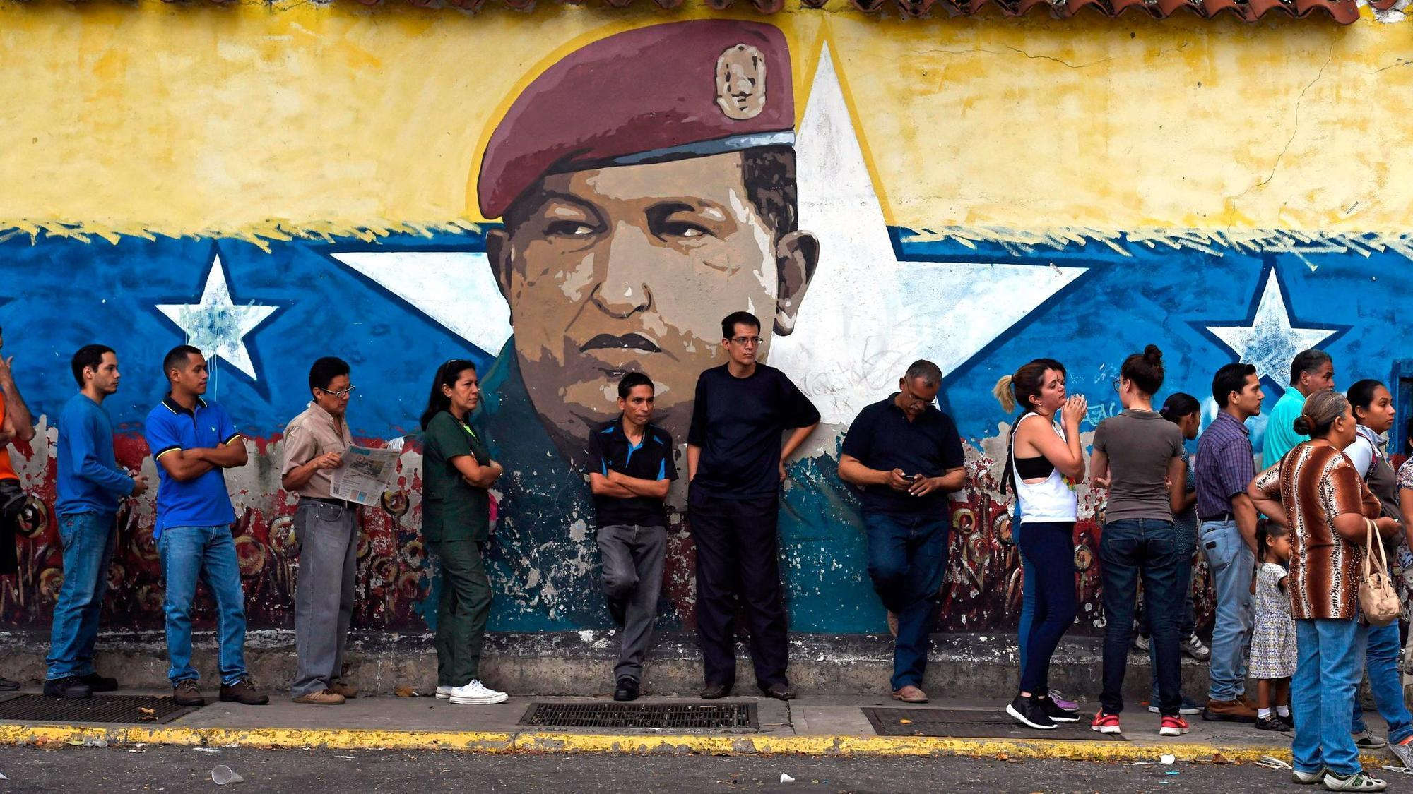 Pro-government candidates dominate Venezuelan election; opposition cries foul