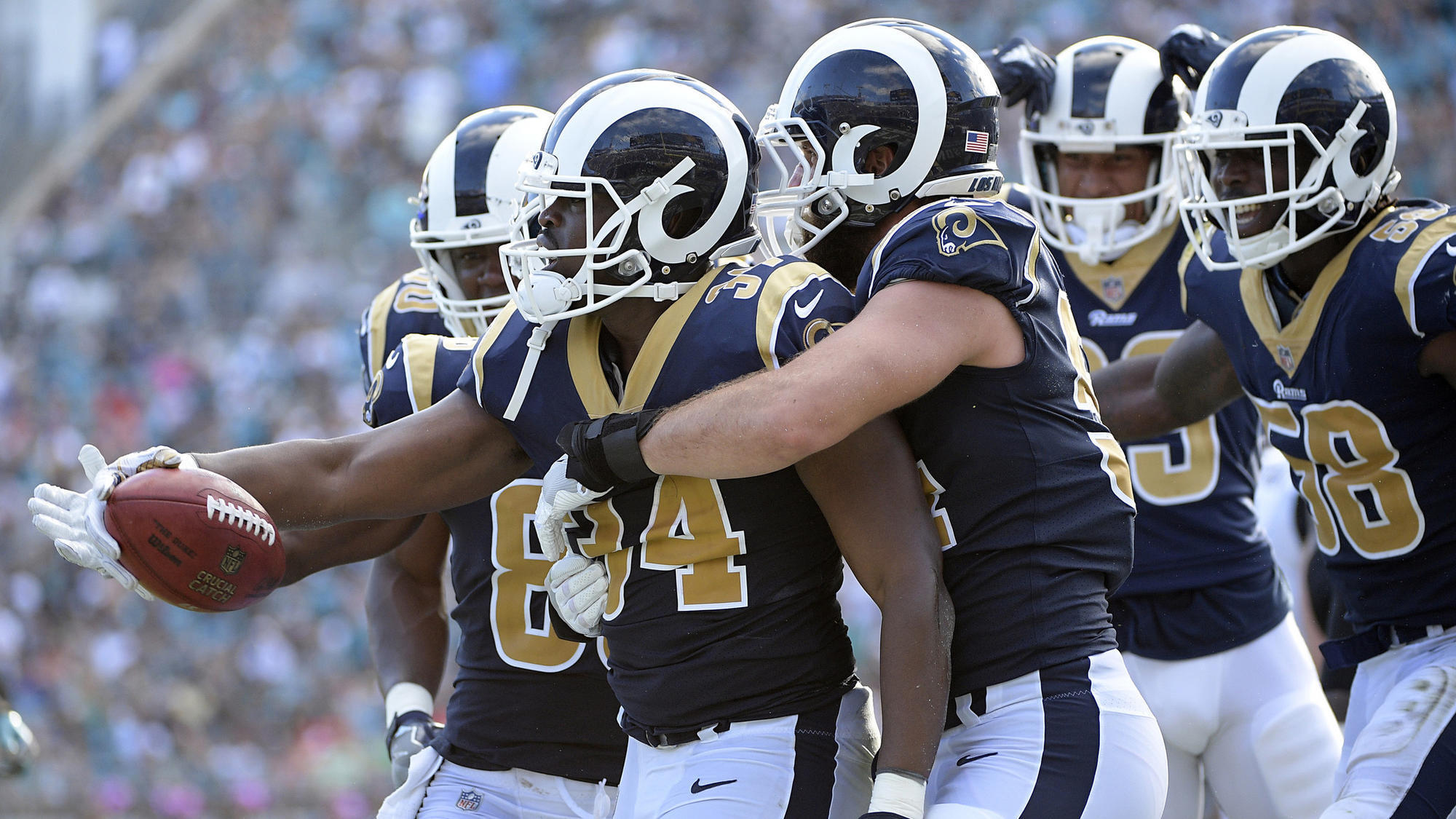 So far the Rams appear to be a contender The Morning Call