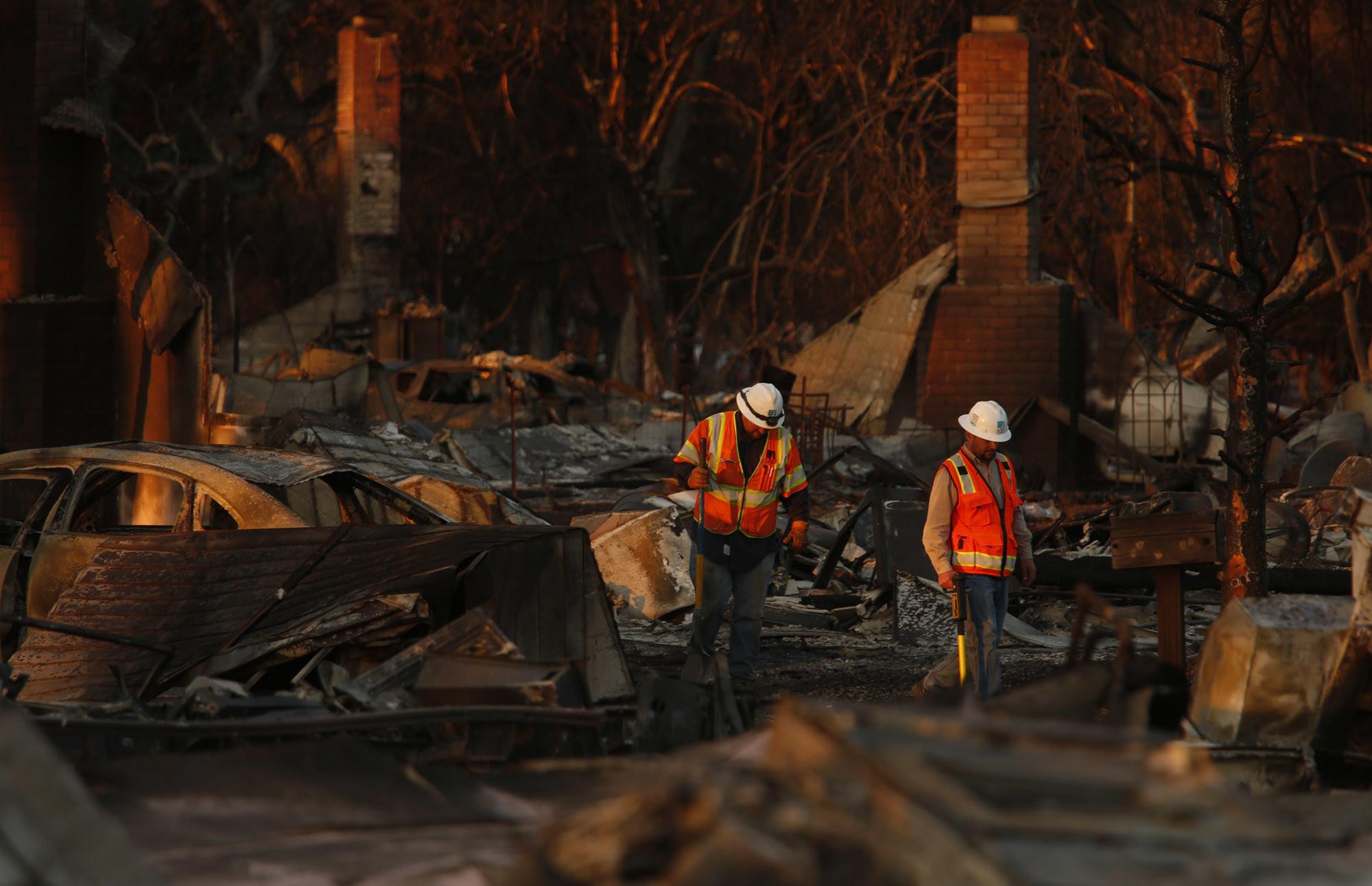Today: Why a Santa Rosa Neighborhood Burned So Badly