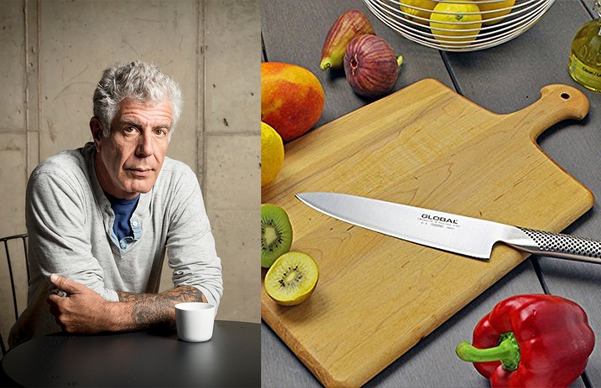 this is anthony bourdain 39 s favorite chef 39 s knife orlando sentinel. Black Bedroom Furniture Sets. Home Design Ideas