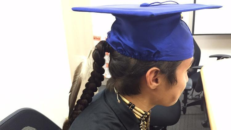 Students' right to wear cultural clothing to graduation vetoed by Gov. Brown