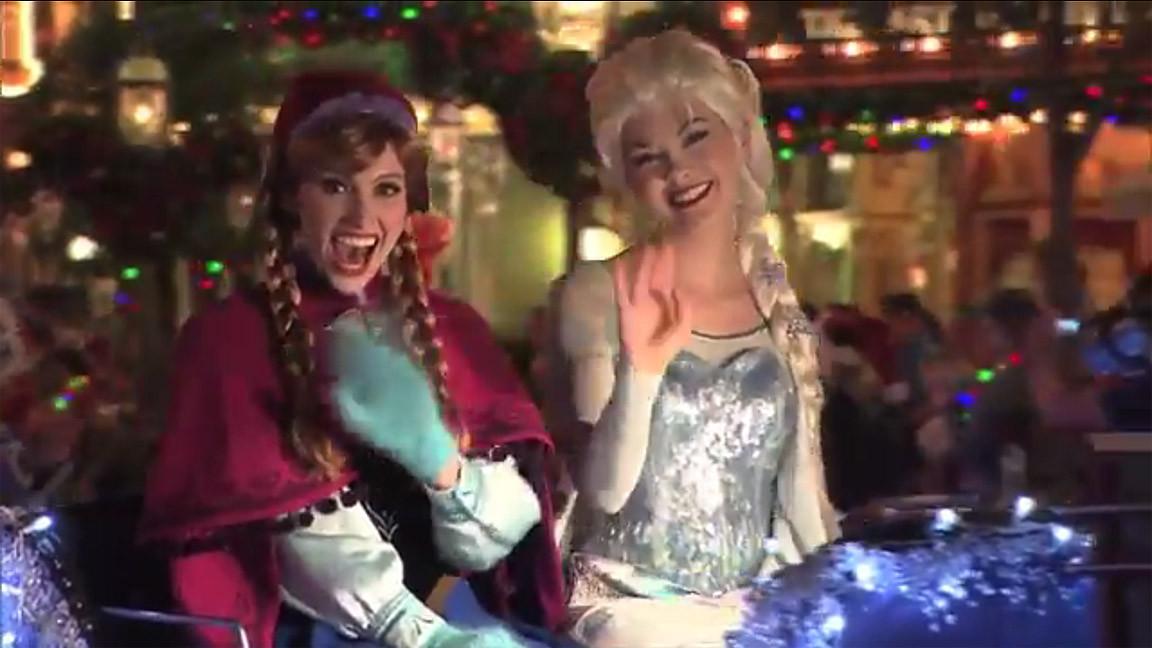 Walt Disney World offers up Ultimate Disney Christmas deal