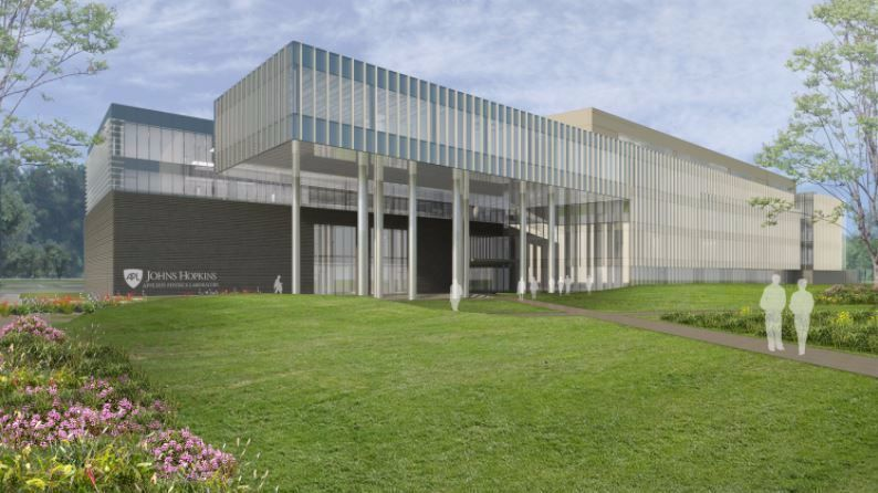 Johns Hopkins Applied Physics Laboratory breaks ground on new building