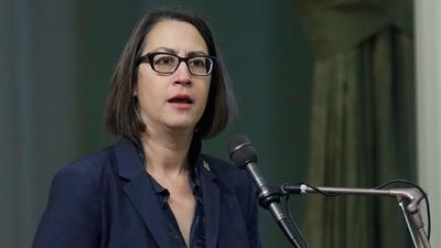 Assemblywoman Laura Friedman, D-Glendale, is among six legislators to sign the letter (Rich Pedroncelli / AP)