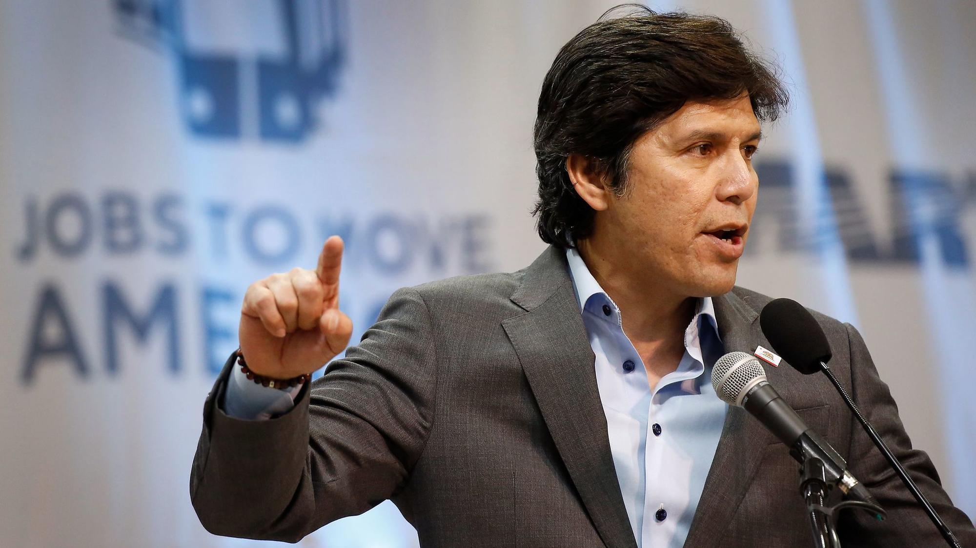 Kevin de León says state Senate must 'stop sweeping ...