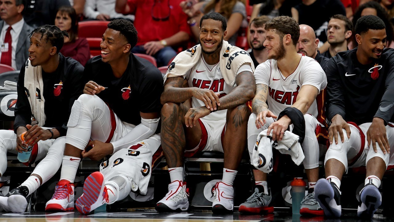 Miami Heat   Almost The Same Roster But Different Goals Sun Sentinel