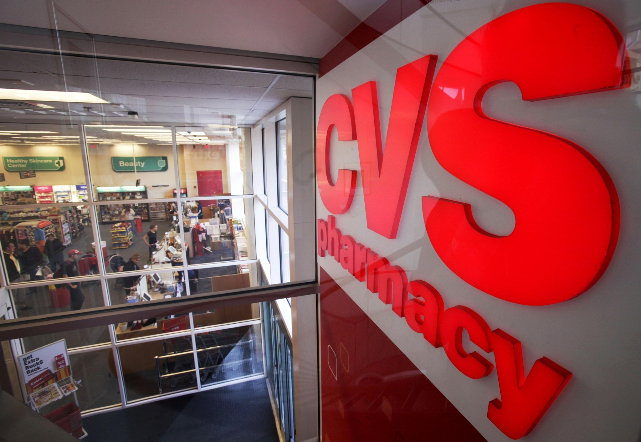 anthem  cvs team up for prescription drug service after troubled express scripts deal
