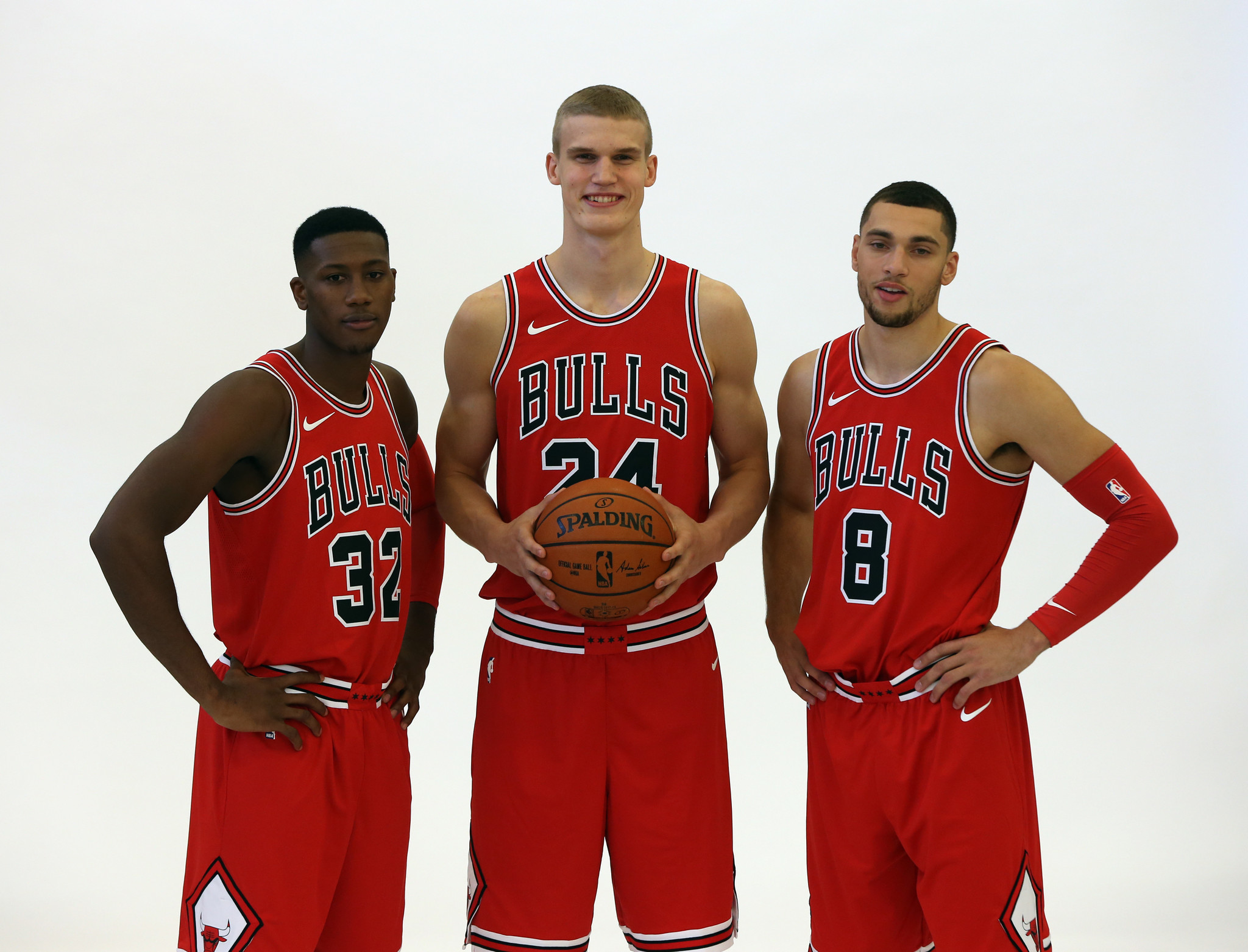 meet the bulls players pictures