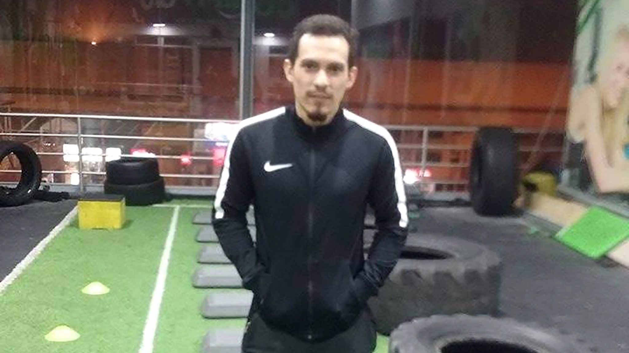 Ignacio Jose Cardosa is a trained electrical engineer but works as a personal trainer in Lima, Peru.