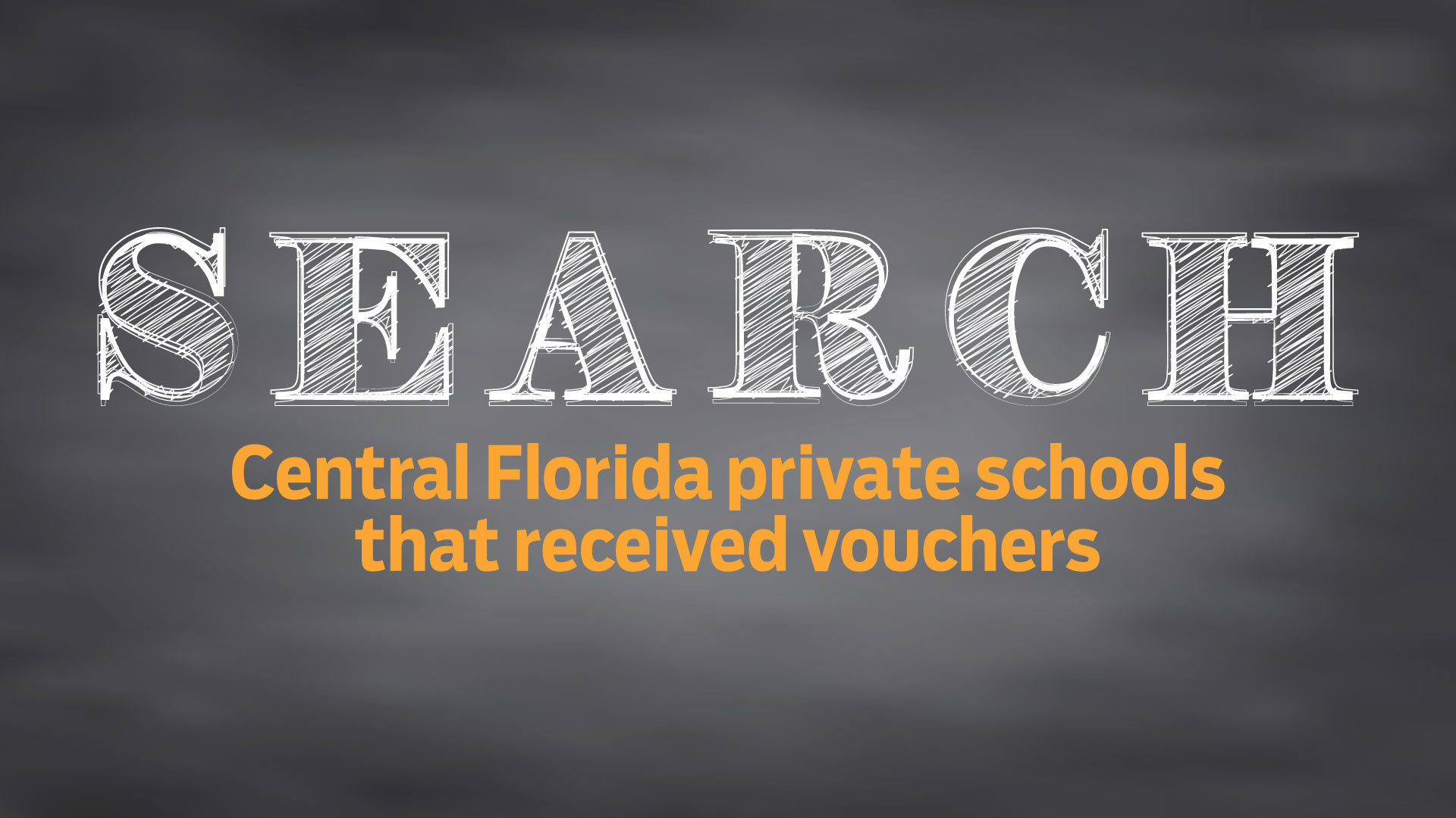 Searchable database: Find the Florida private schools that received vouchers and how much.