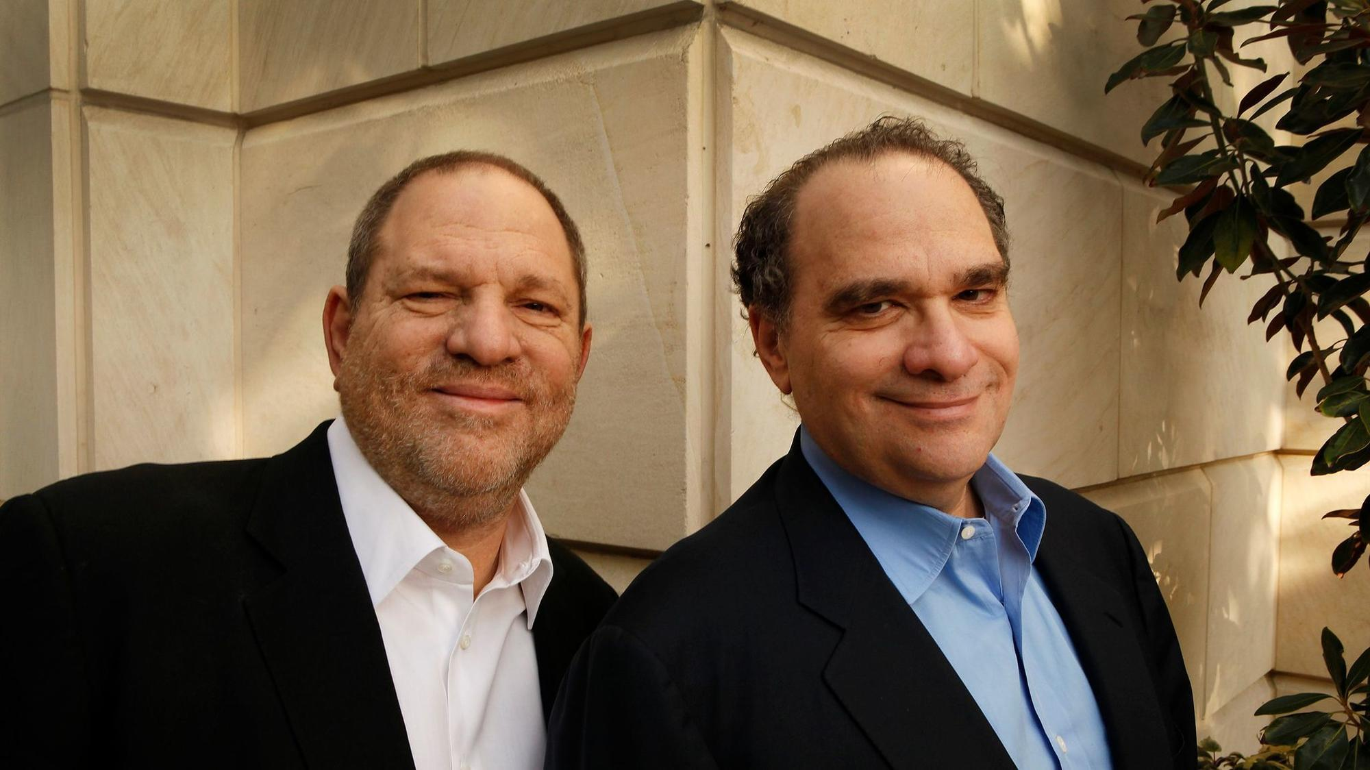 Harvey weinstein brother
