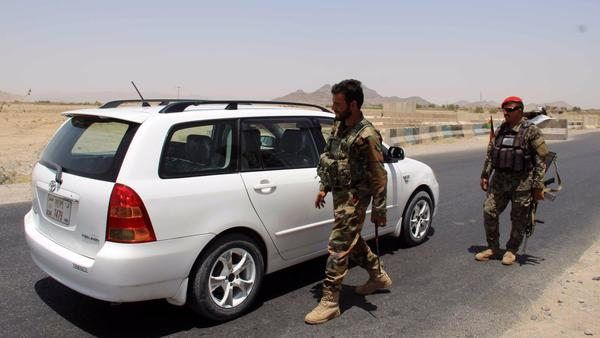 Taliban attackers kill 43 Afghan soldiers in attack on army camp