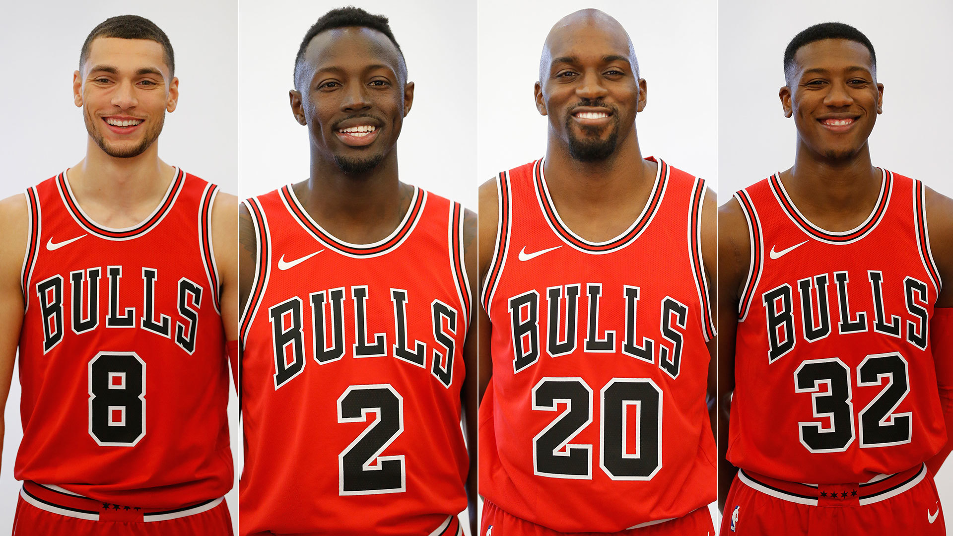 Can you name these players Meet the 2017-18 Chicago Bulls. - Chicago  Tribune