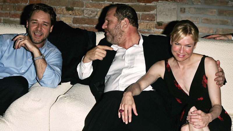 How Harvey Weinstein Used His Fashion Business As A
