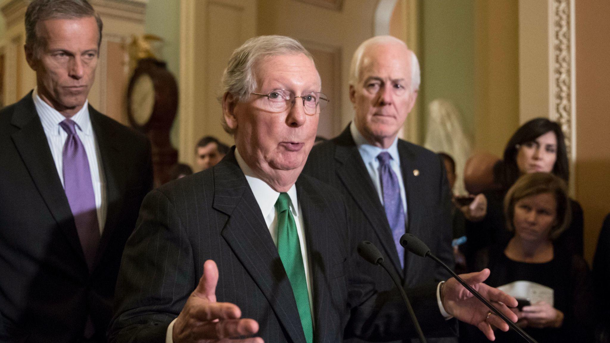 (J. Scott Applewhite / Associated Press)
