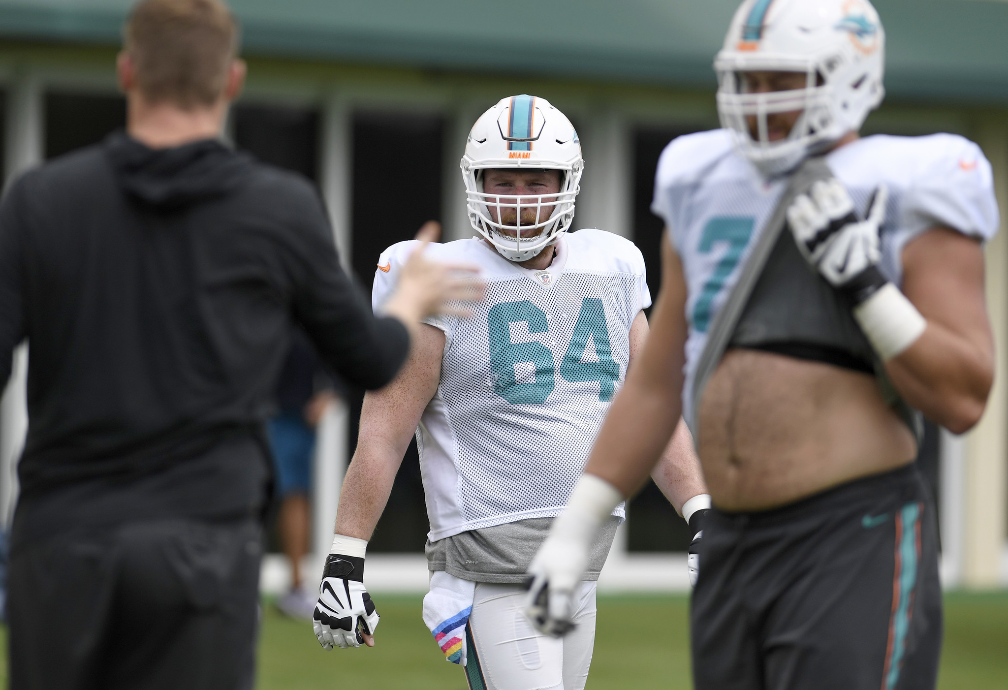 Dolphins preparing to play Jets without Mike Pouncey Sun Sentinel