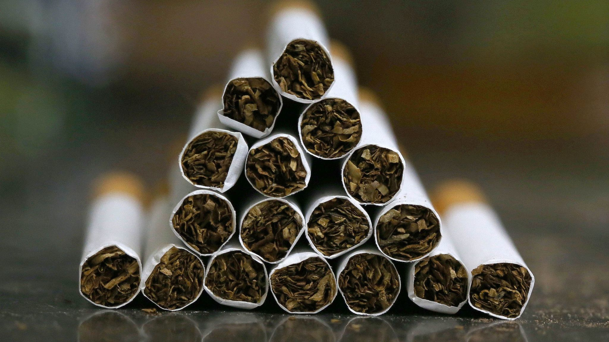 FDA commissioner promotes effort to reduce nicotine in cigarettes to Baltimore audience