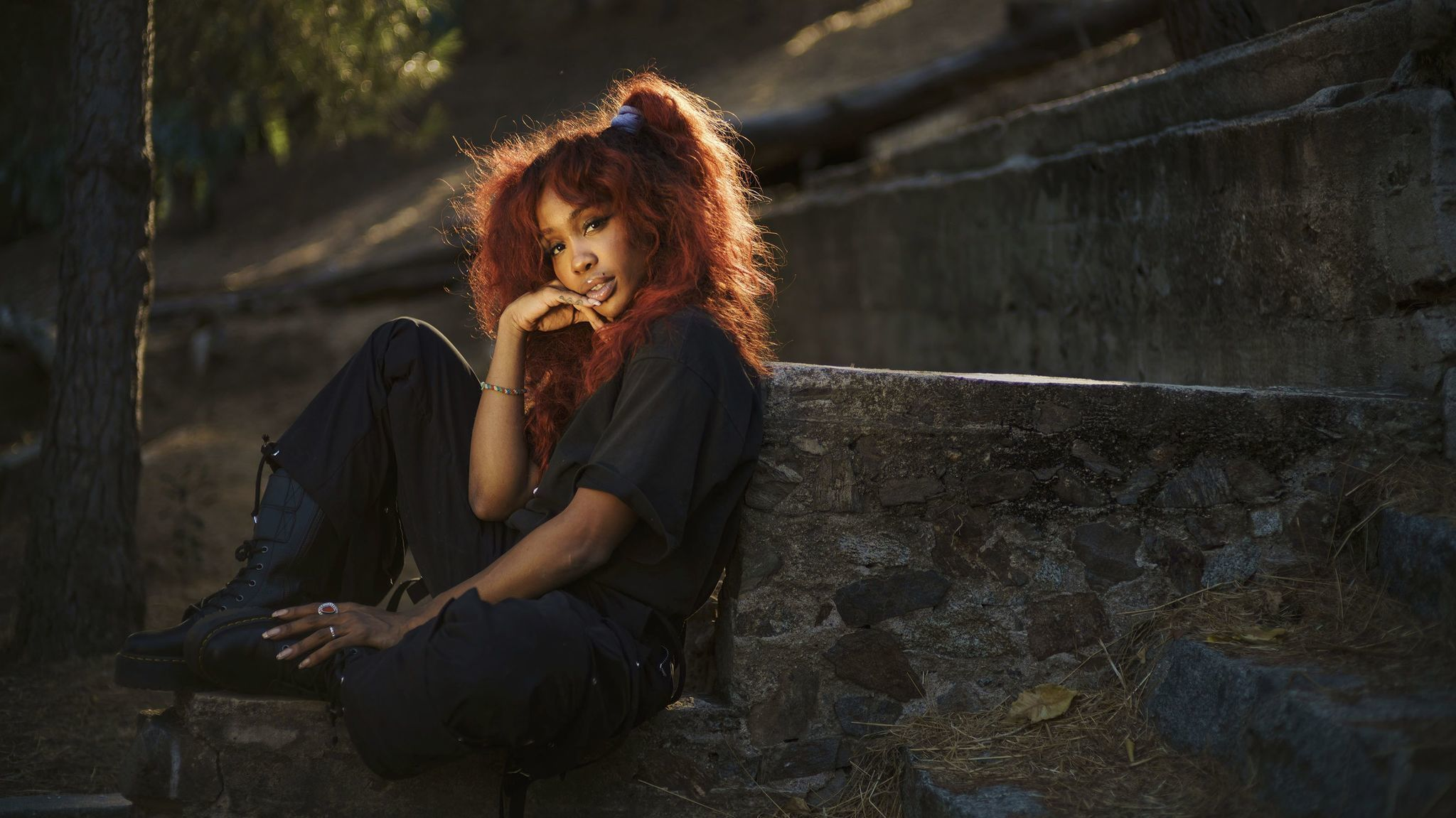 With 'Ctrl' Sza is in the midst of a breakout year