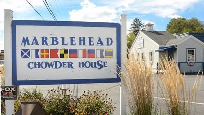 'Oyster-rific October' at Palmer's Marblehead Chowder House