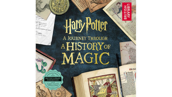 new harry potter book takes readers behind the scenes of j