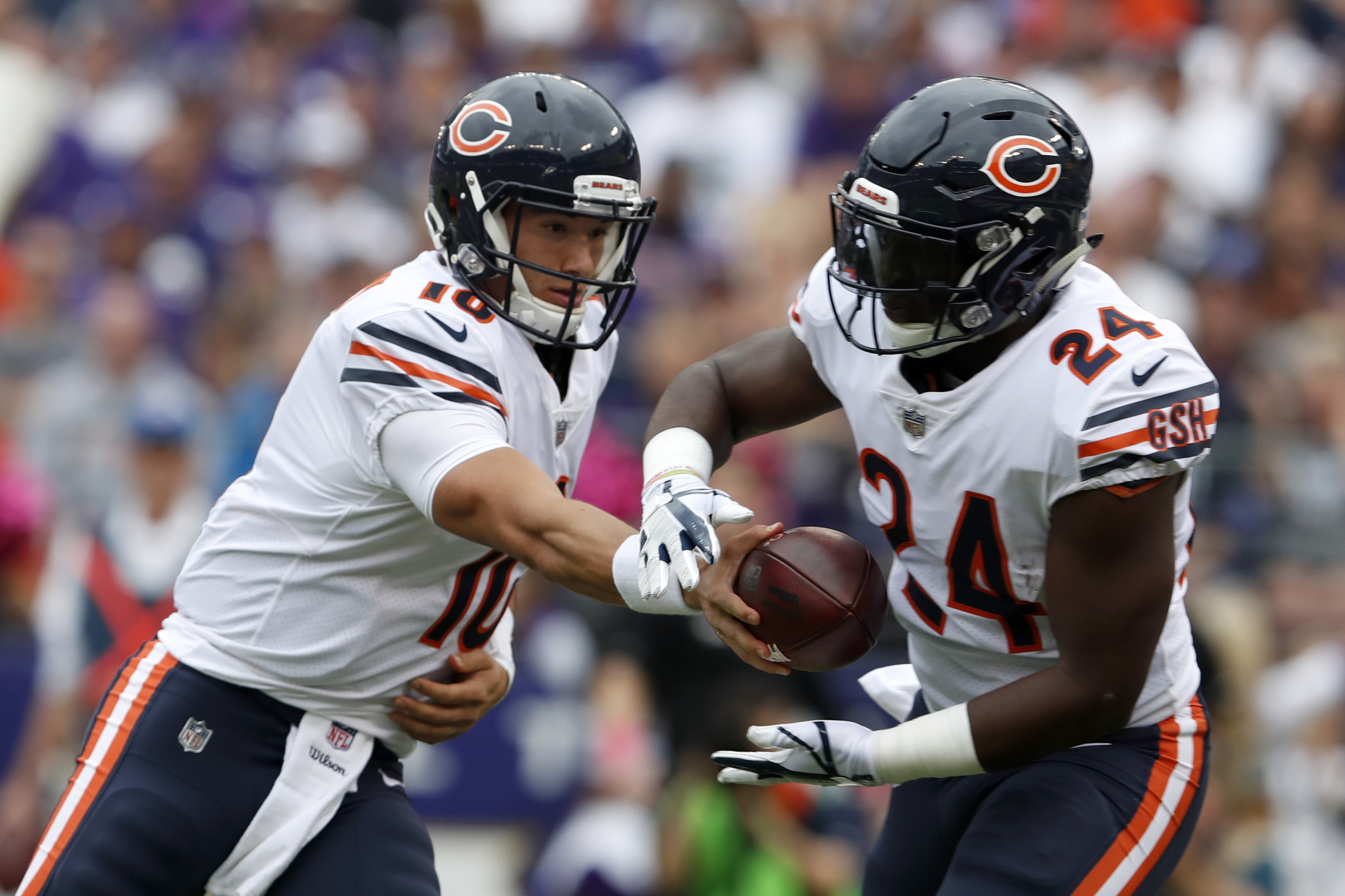 Bears vs. Panthers: Will the Bears win a 2nd straight game for 1st time since 2015?