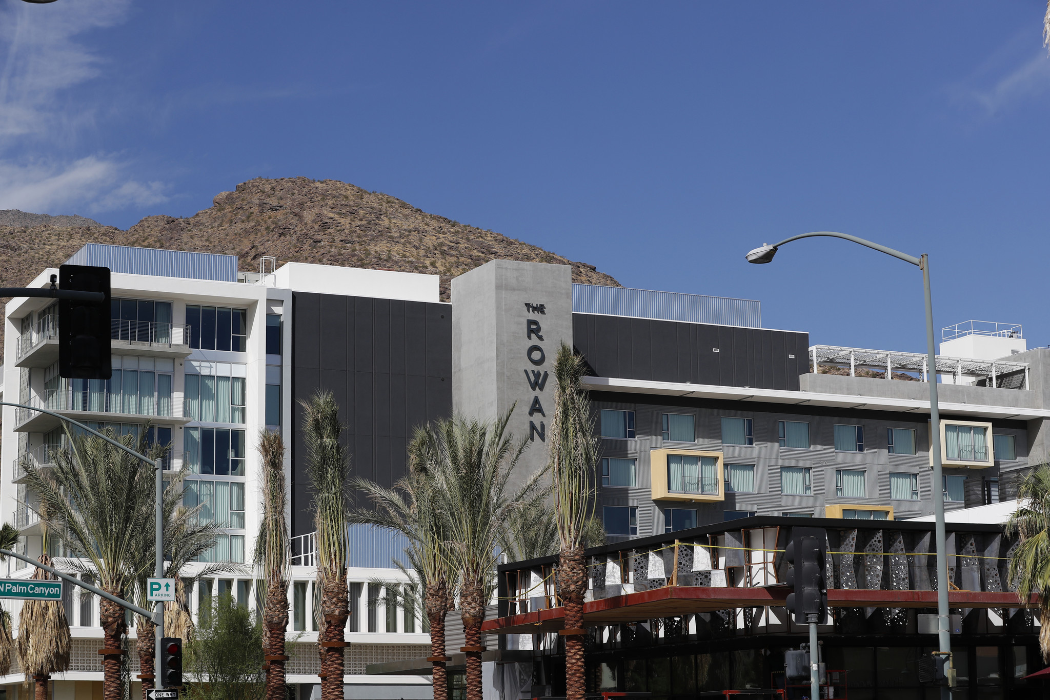 New Hotels Mean Palm Springs Is Once Again The Capital Of Cool